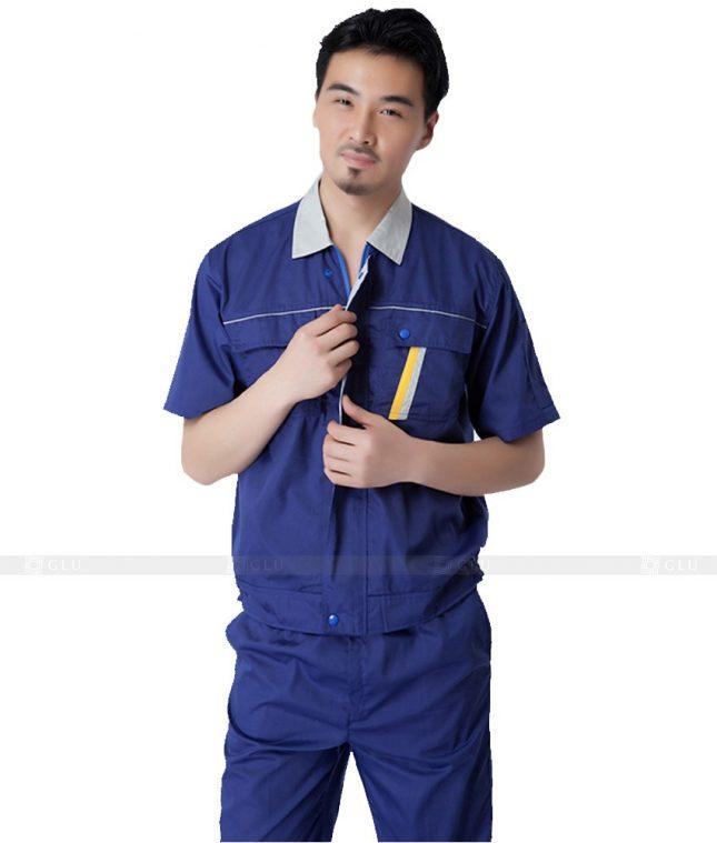 Dong phuc cong nhan GLU CN709 đồng phục công nhân kĩ thuật