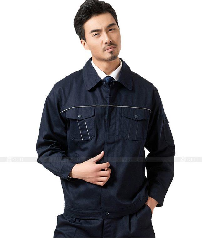 Dong phuc cong nhan GLU CN710 đồng phục công nhân kĩ thuật