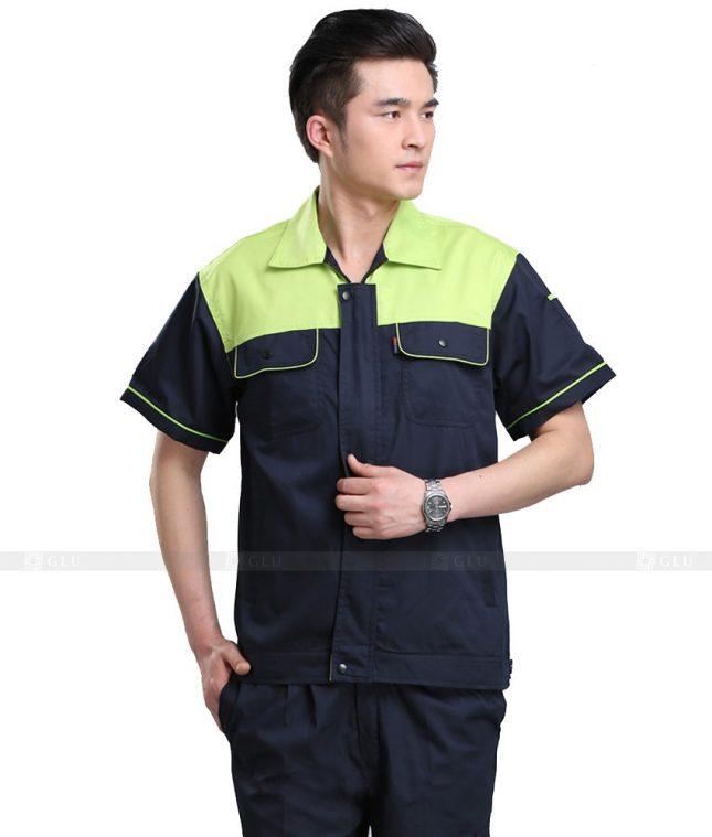 Dong phuc cong nhan GLU CN712 đồng phục công nhân kĩ thuật
