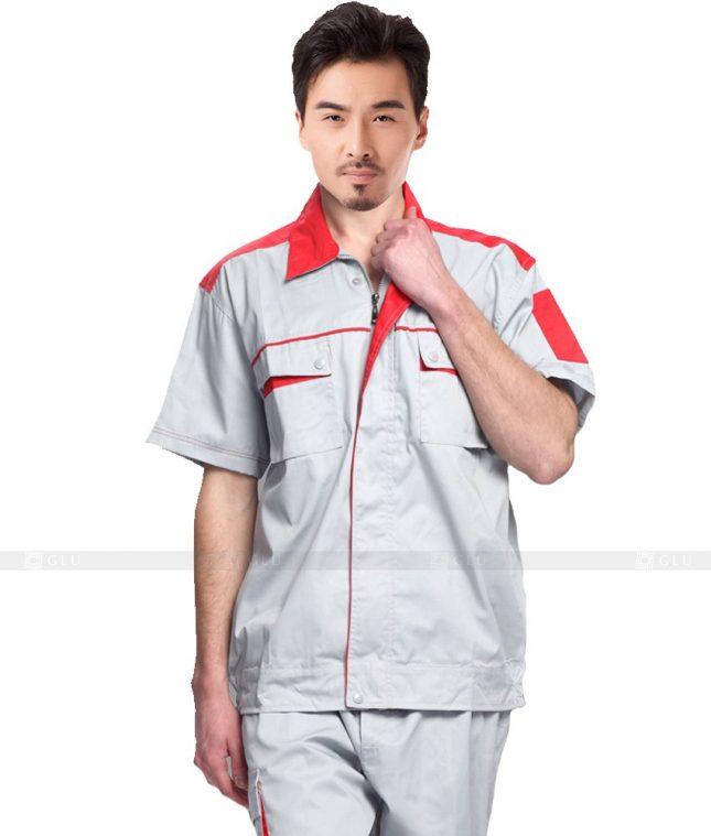 Dong phuc cong nhan GLU CN714 đồng phục công nhân kĩ thuật