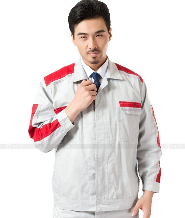 Dong phuc cong nhan GLU CN715 đồng phục công nhân kĩ thuật