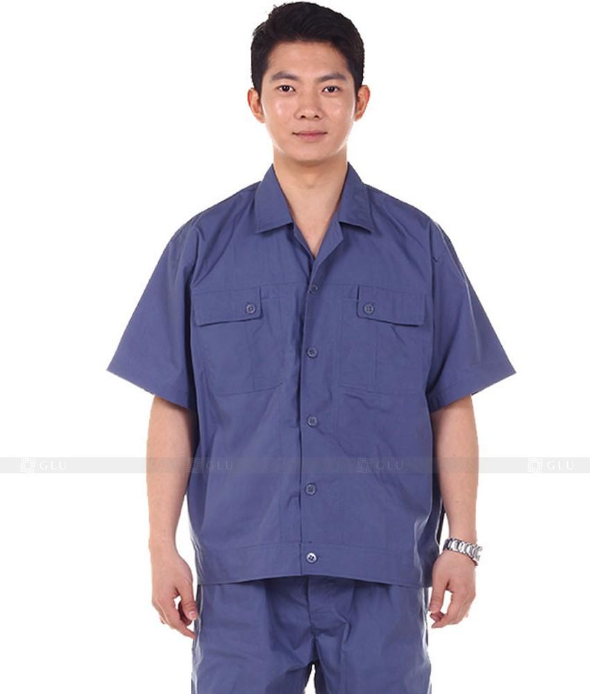 Dong phuc cong nhan GLU CN717