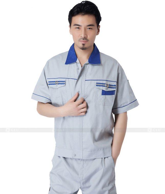 Dong phuc cong nhan GLU CN722 đồng phục công nhân kĩ thuật