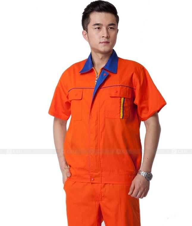 Dong phuc cong nhan GLU CN725 đồng phục công nhân kĩ thuật
