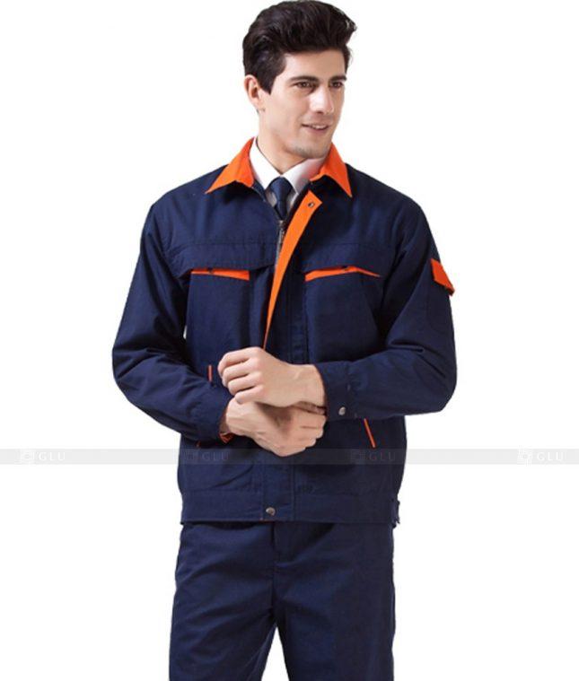 Dong phuc cong nhan GLU CN736 đồng phục công nhân kĩ thuật