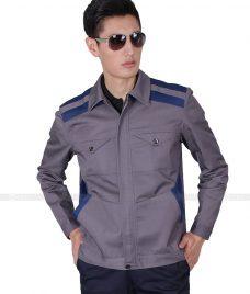 Dong phuc cong nhan GLU CN738 đồng phục công nhân