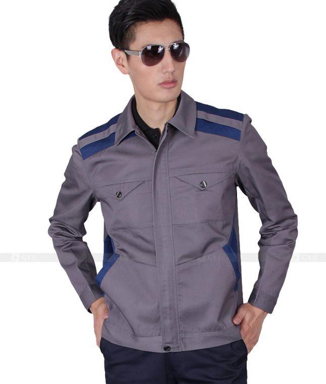 Dong phuc cong nhan GLU CN738 đồng phục công nhân kĩ thuật