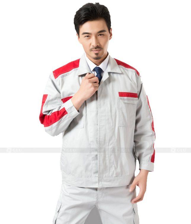 Dong phuc cong nhan GLU CN745 đồng phục công nhân kĩ thuật