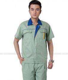 Dong phuc cong nhan GLU CN748 đồng phục công nhân