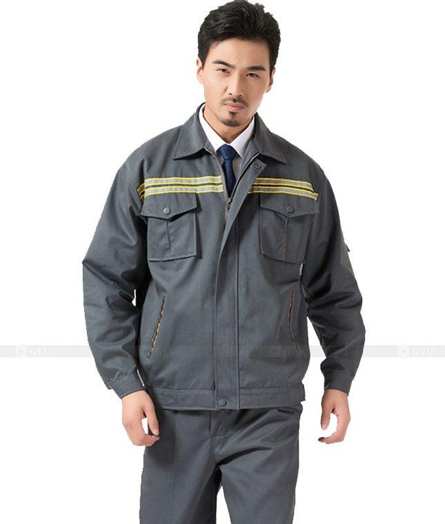 Dong phuc cong nhan GLU CN751 đồng phục công nhân kĩ thuật