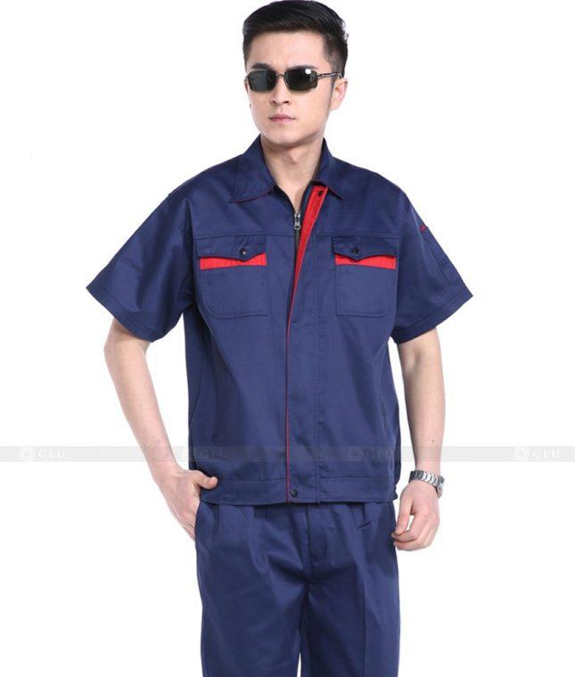 Dong phuc cong nhan GLU CN759 đồng phục công nhân kĩ thuật