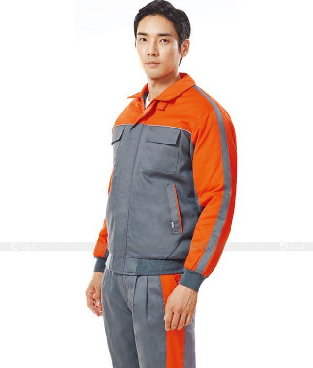 Dong phuc cong nhan GLU CN761 đồng phục công nhân kĩ thuật