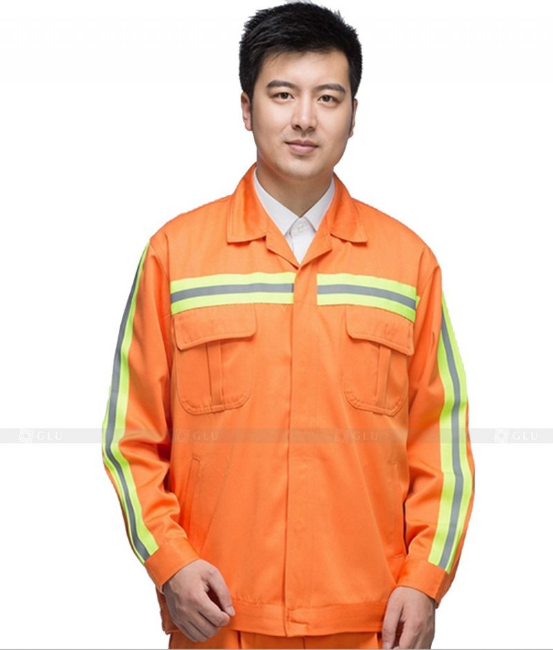 Dong phuc cong nhan GLU CN778