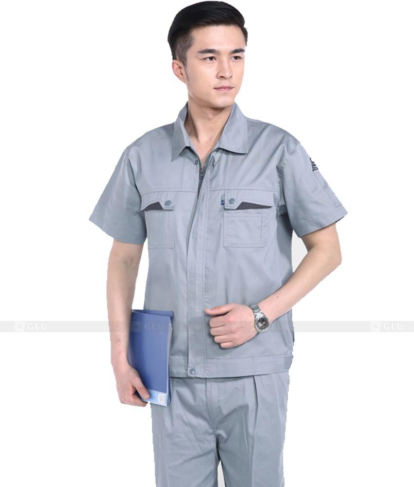 Dong phuc cong nhan GLU CN780