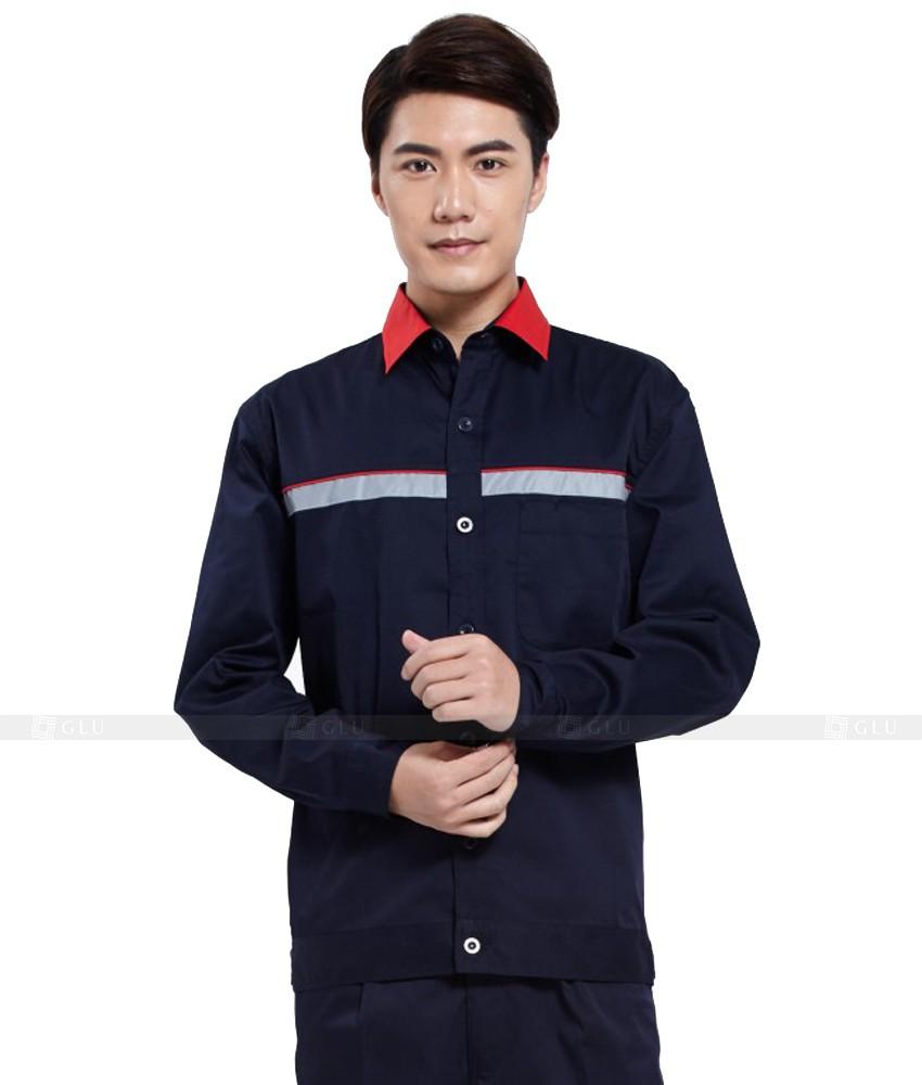 Dong phuc cong nhan GLU CN793