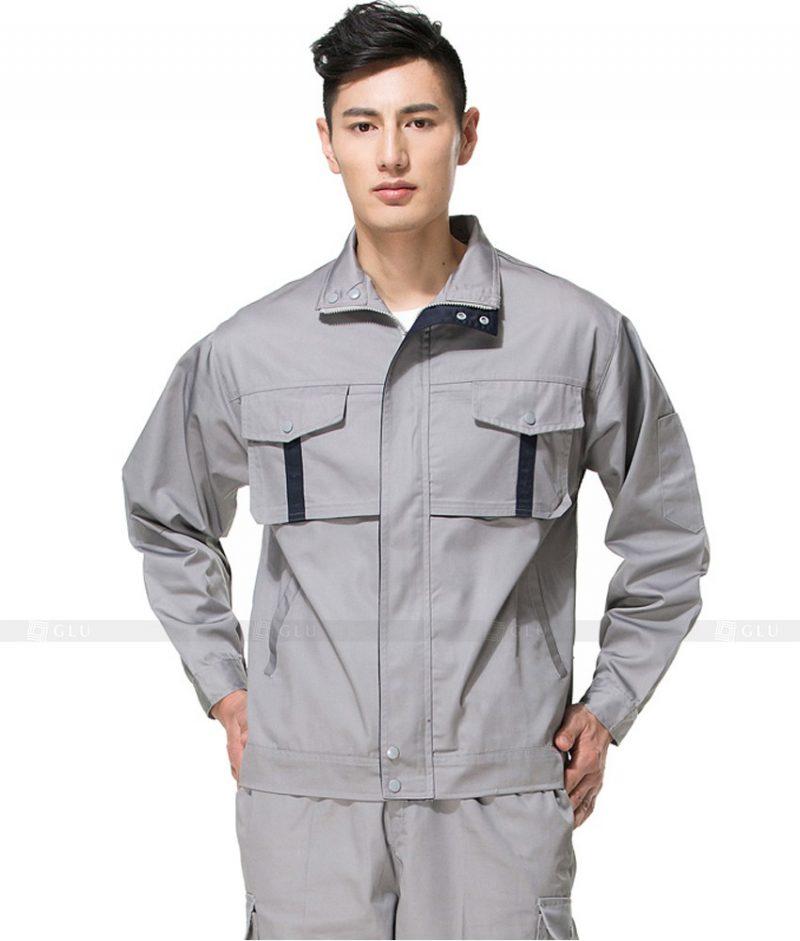 Dong phuc cong nhan GLU CN804