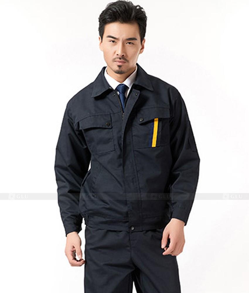 Dong phuc cong nhan GLU CN818