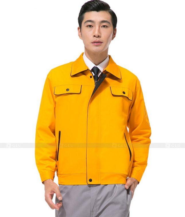 Dong phuc cong nhan GLU CN820 đồng phục công nhân kĩ thuật