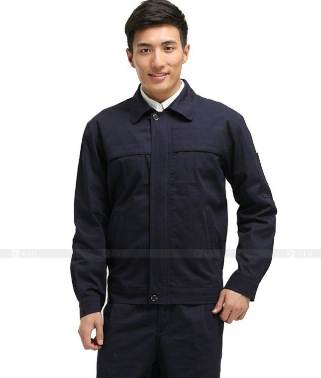 Dong phuc cong nhan GLU CN824 đồng phục công nhân kĩ thuật