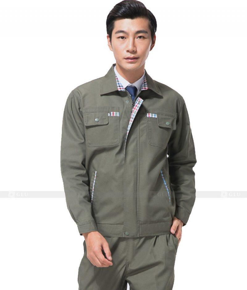 Dong phuc cong nhan GLU CN825