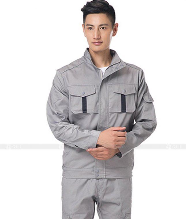 Dong phuc cong nhan GLU CN829 đồng phục công nhân kĩ thuật