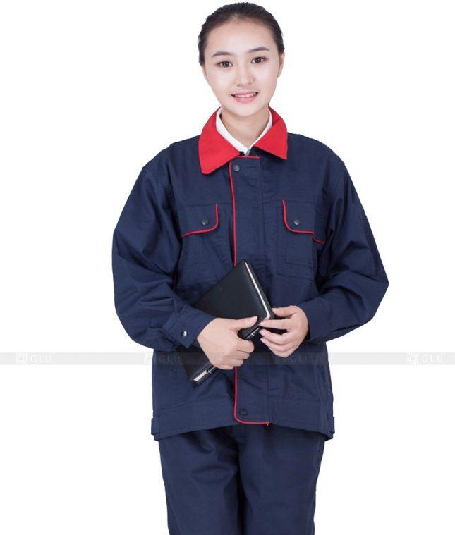Dong phuc cong nhan GLU CN833 đồng phục công nhân kĩ thuật