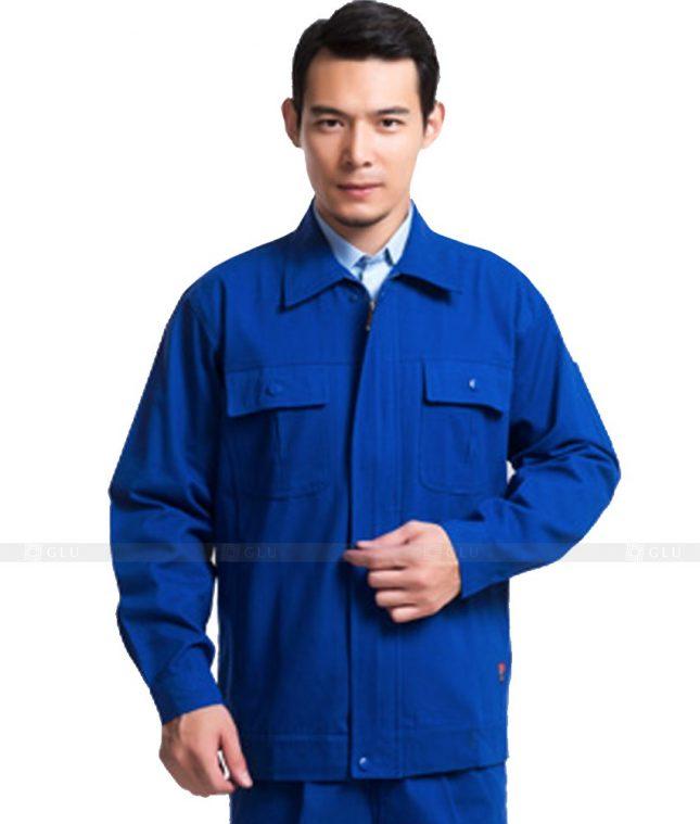 Dong phuc cong nhan GLU CN836 đồng phục công nhân kĩ thuật