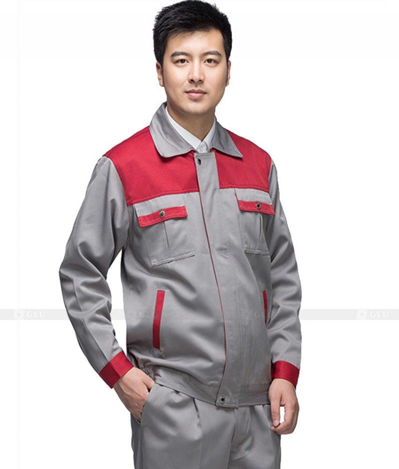 Dong phuc cong nhan GLU CN837