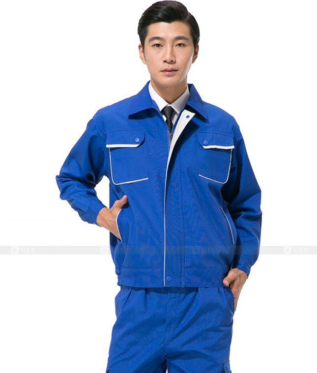 Dong phuc cong nhan GLU CN839 đồng phục công nhân kĩ thuật