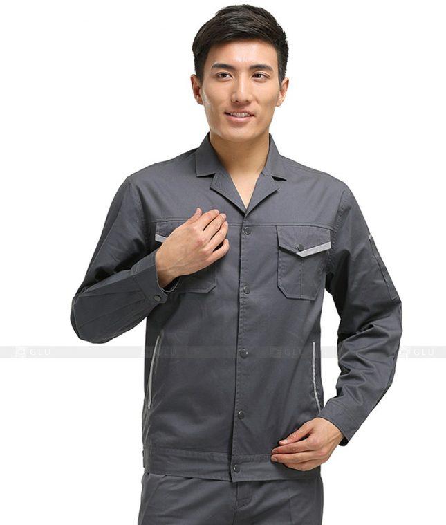 Dong phuc cong nhan GLU CN840 đồng phục công nhân kĩ thuật