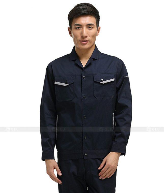 Dong phuc cong nhan GLU CN844 đồng phục công nhân kĩ thuật