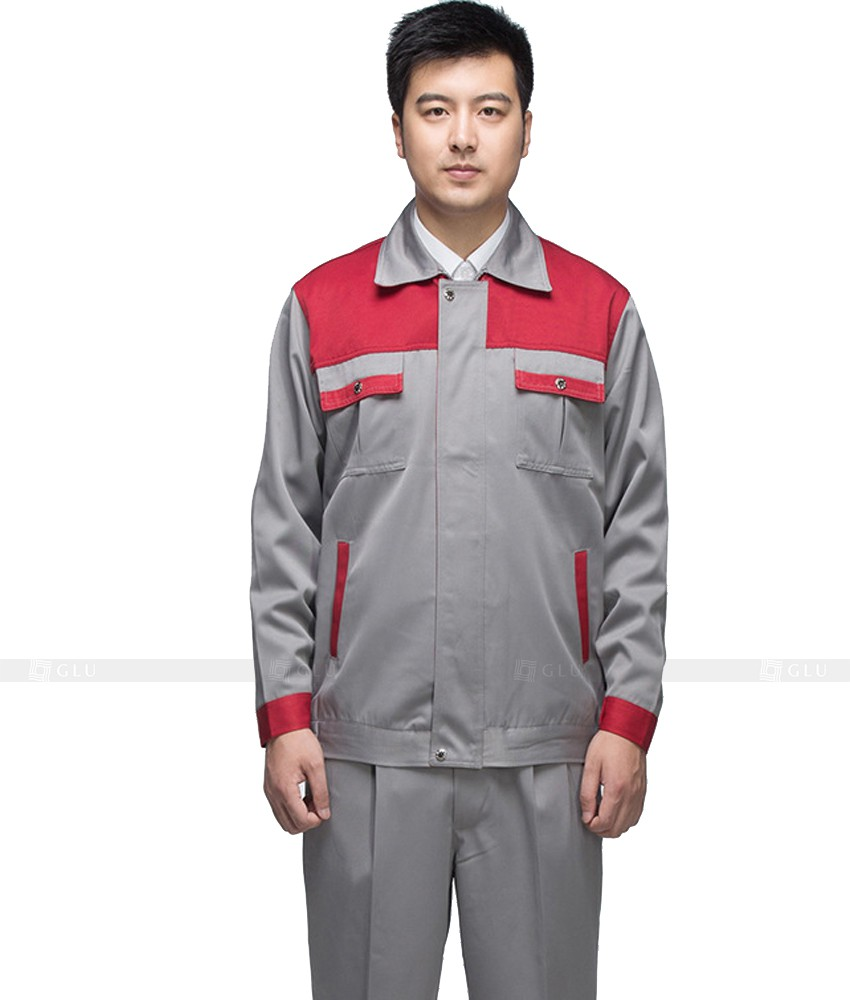Dong phuc cong nhan GLU CN885
