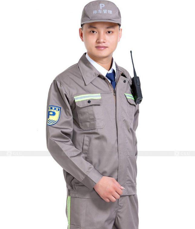 Dong phuc cong nhan GLU CN887 đồng phục công nhân kĩ thuật