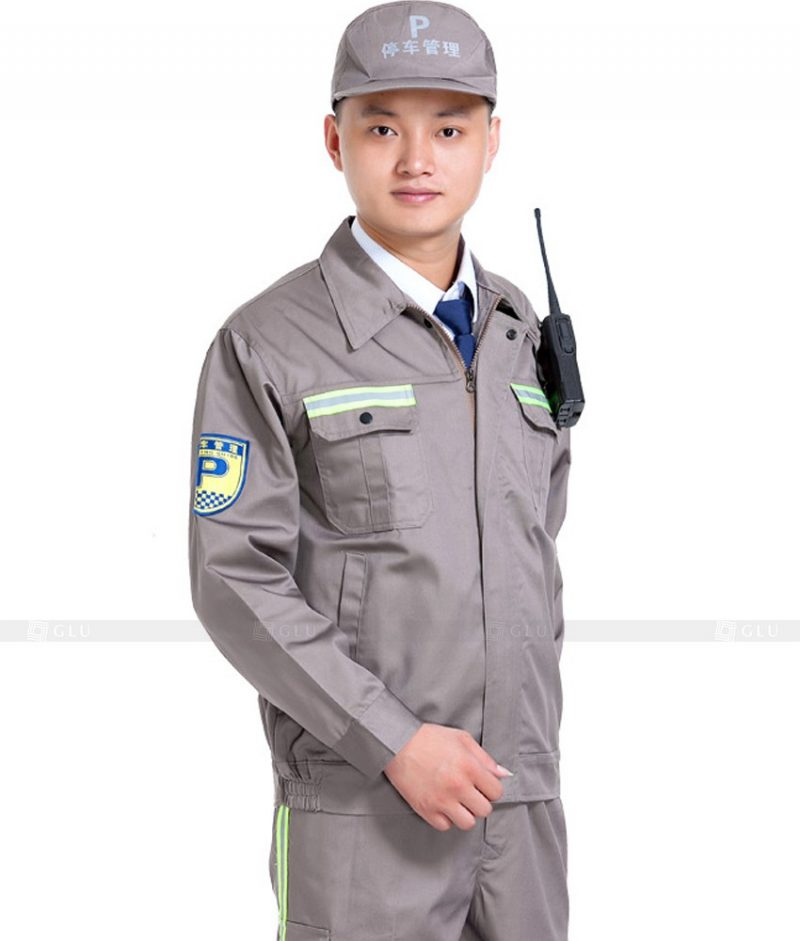 Dong phuc cong nhan GLU CN887