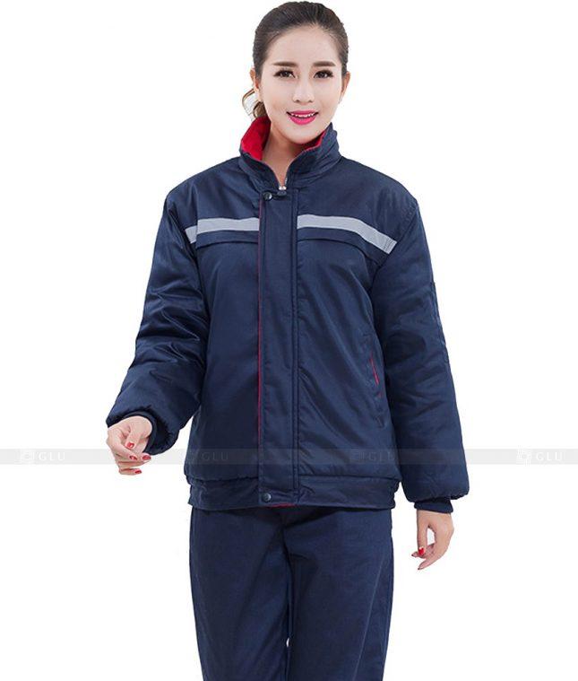 Dong phuc cong nhan GLU CN889 đồng phục công nhân kĩ thuật