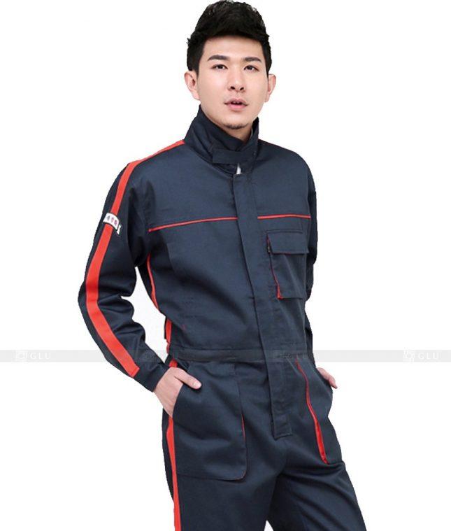 Dong phuc cong nhan GLU CN891 đồng phục công nhân kĩ thuật