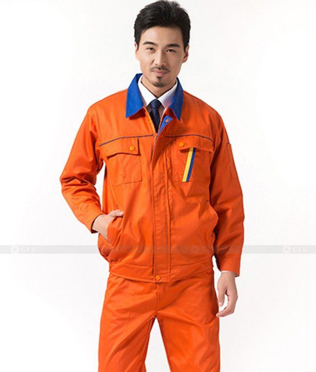 Dong phuc cong nhan GLU CN892 đồng phục công nhân kĩ thuật