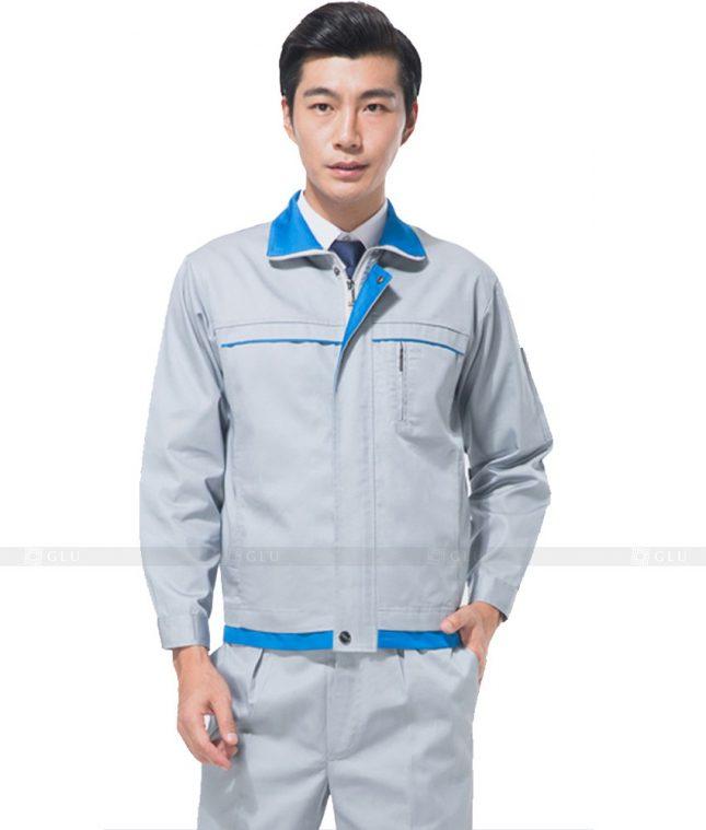 Dong phuc cong nhan GLU CN894 đồng phục công nhân kĩ thuật
