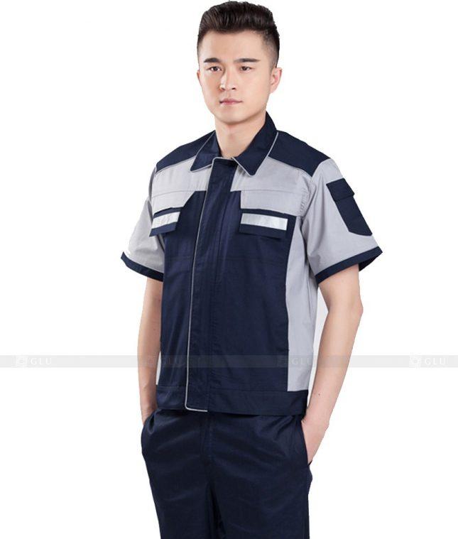 Dong phuc cong nhan GLU CN895 đồng phục công nhân kĩ thuật