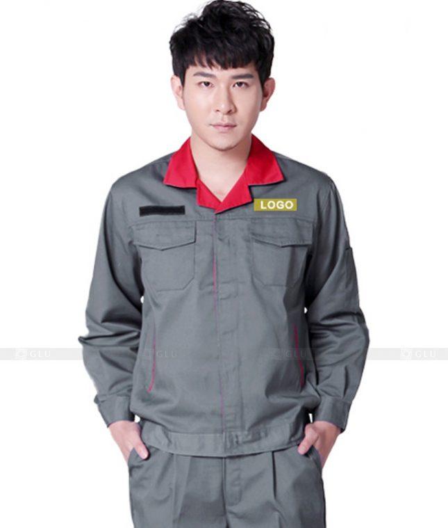 Dong phuc cong nhan GLU CN896 đồng phục công nhân kĩ thuật