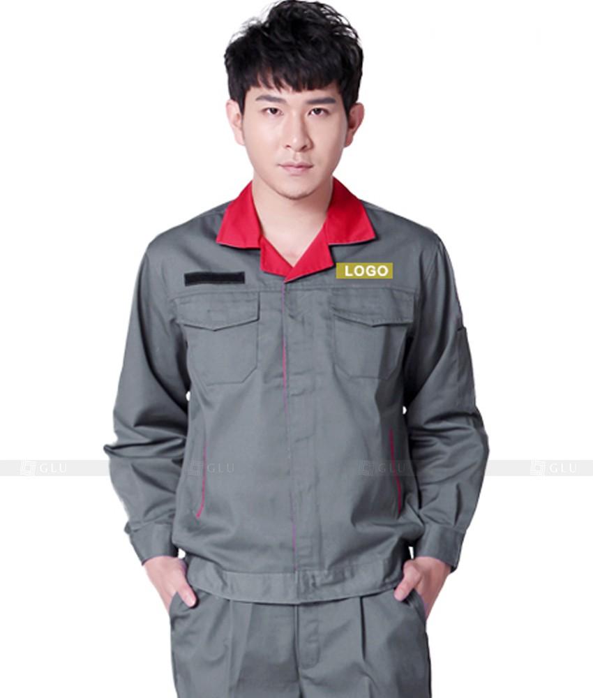 Dong phuc cong nhan GLU CN896