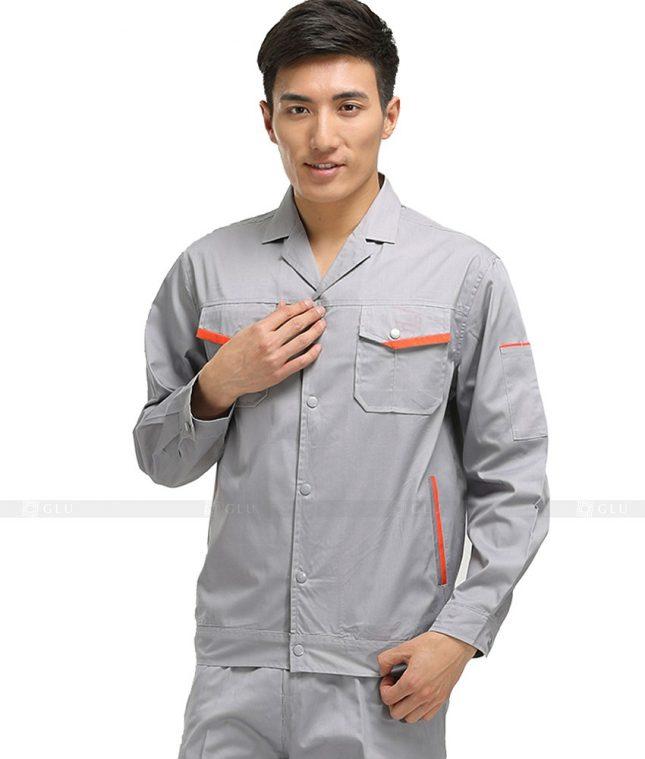 Dong phuc cong nhan GLU CN897 đồng phục công nhân kĩ thuật
