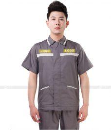 Dong phuc cong nhan GLU CN899 Quần Áo Đồng Phục Công Nhân