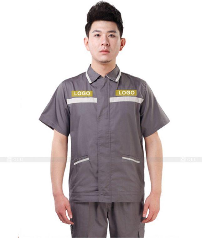Dong phuc cong nhan GLU CN899 đồng phục công nhân kĩ thuật