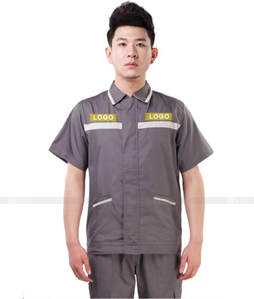 Dong phuc cong nhan GLU CN899