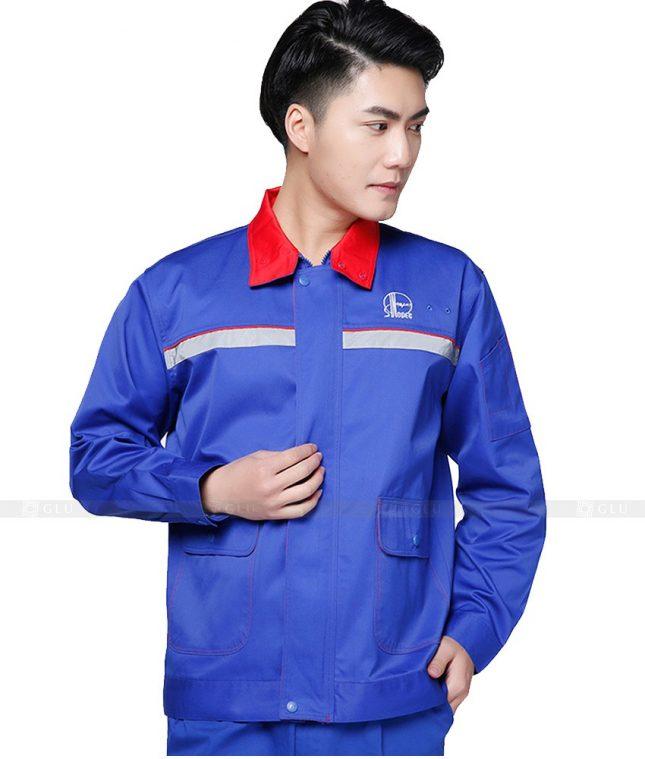 Dong phuc cong nhan GLU CN902 đồng phục công nhân kĩ thuật