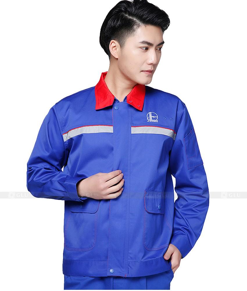 Dong phuc cong nhan GLU CN902