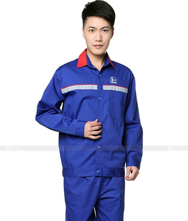Dong phuc cong nhan GLU CN903 đồng phục công nhân kĩ thuật