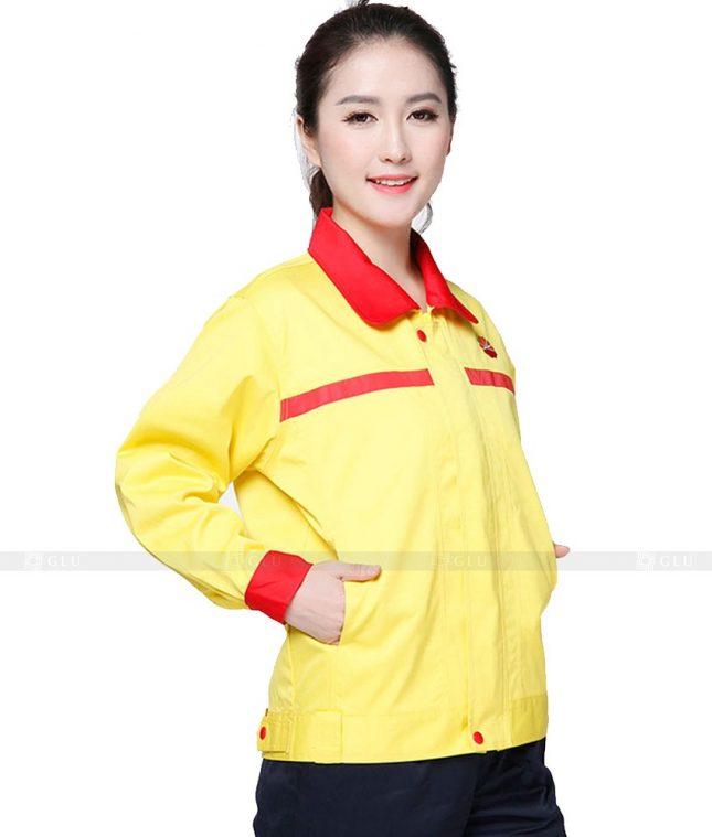 Dong phuc cong nhan GLU CN907 đồng phục công nhân kĩ thuật