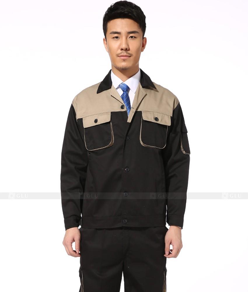 Dong phuc cong nhan GLU CN909